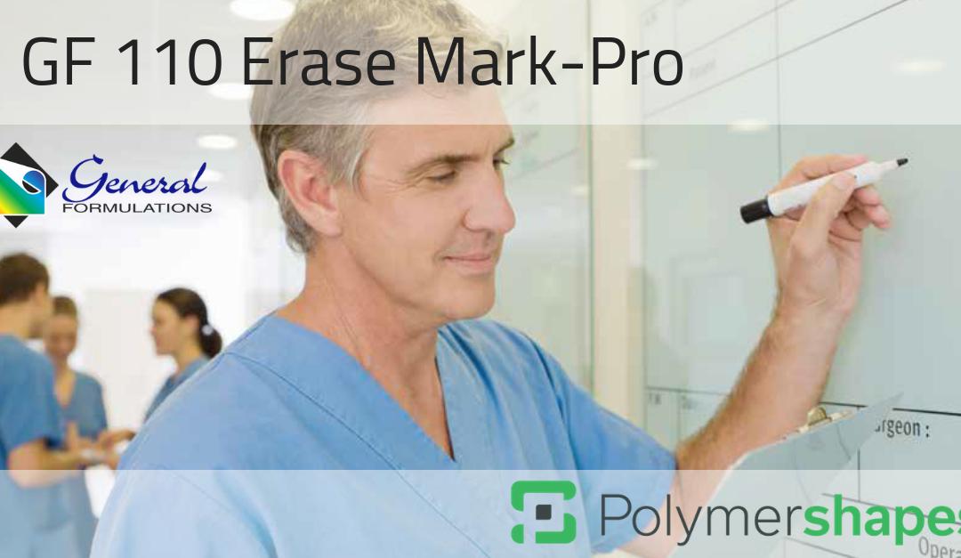 Conoce más de EraseMark Pro ™ 110