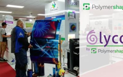 Lyco by Polymershapes presente en Expo Publicidad and Print Road Show León 2019