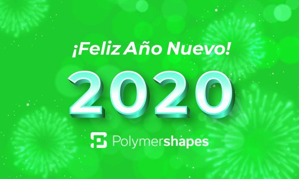 Feliz inicio de año 2020
