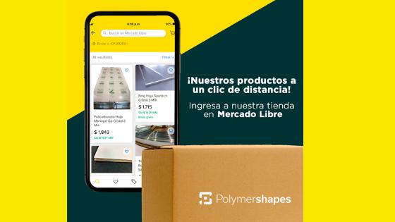 Polymershapes Monterrey ya en Mercado Libre