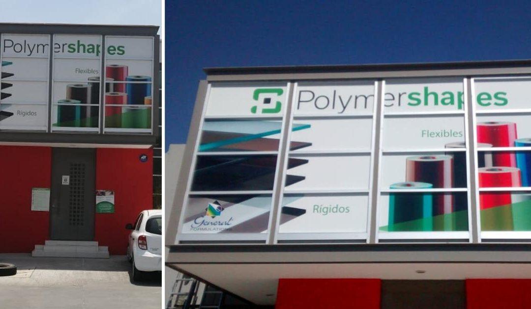 Polymershapes León estrena…