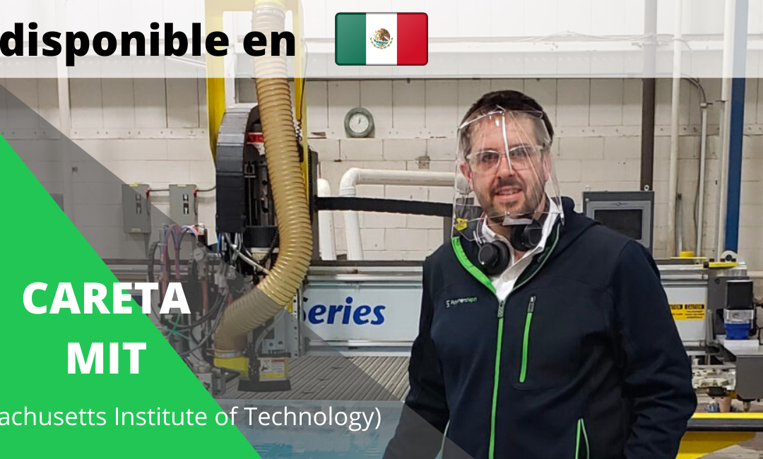 Ya disponible en México, Careta MIT (Massachusetts Institute of Technology)
