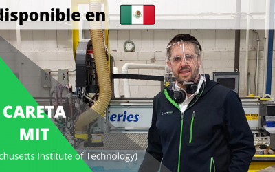 Ya disponible en México, Careta MIT (Massachusetts Institute of Technology)
